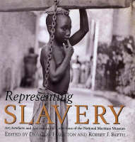 Cover of Representing Slavery
