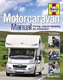 Book cover of Motorcaravan Manual