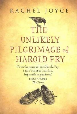 Catalogue link for The unlikely pilgrimage of Harold Fry
