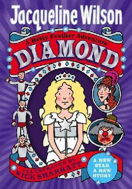 Cover of Diamond from the world of Hetty Feather