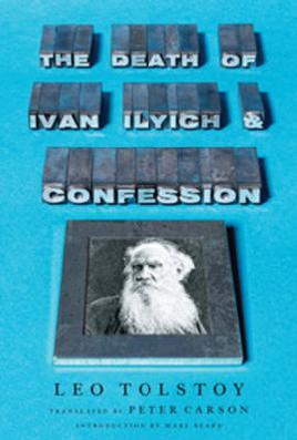 Cover of The death of Ivan Ilyich & confession