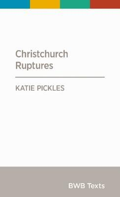 Cover of Christchurch ruptures