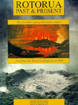 Book cover of rotorua past and present