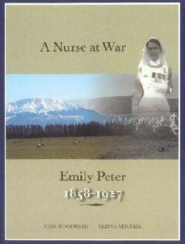 Cover of A nurse at war
