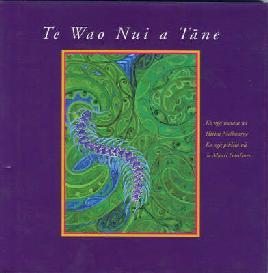 Cover of Te Wao Nui a Tāne