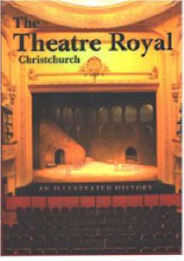 Cover: The Theatre Royal Christchurch
