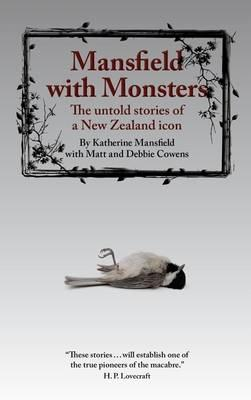 Cover of Mansfield with monsters