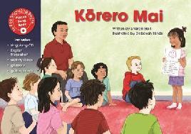 Cover of Kōrero mai