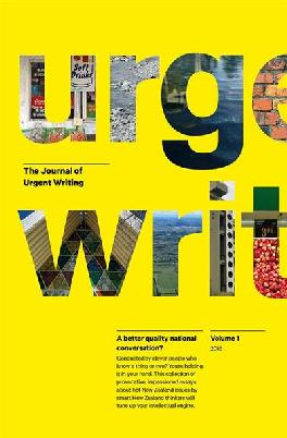 Cover of The Journal of Urgent Writing