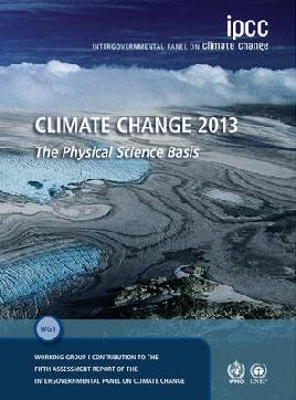 Cover of Climate Chnage 2013
