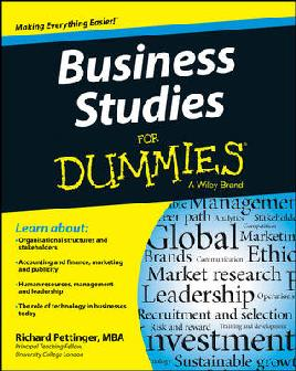 Business Studies for Dummies