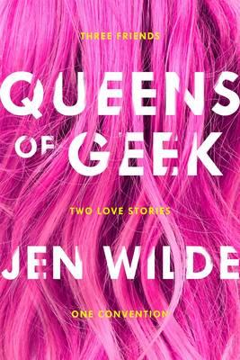 Catalogue link for Queens of geek