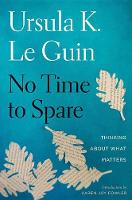Cover of No time to spare
