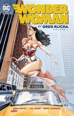 Wonder Woman Volume One cover
