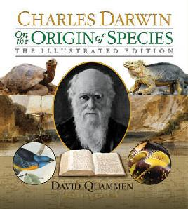 Cover of On the Origins of Species - illustrated