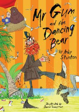 Cover of Mr Gum and the Dancing Bear