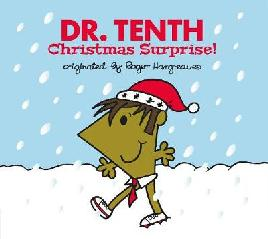 Cover of Dr Tenth Christmas surprise!