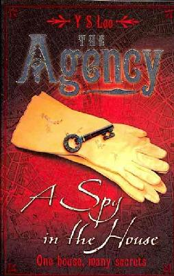 Cover of A Spy in the House