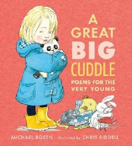 Cover of A great big cuddle