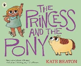 Cover of The princess and the pony