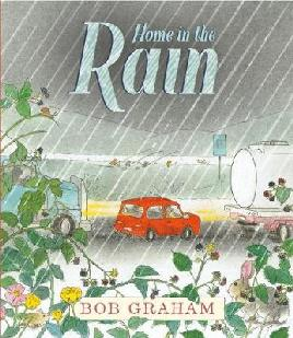 Cover of Home in the rain