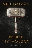 Cover of Norse mythology by Neil Gaiman
