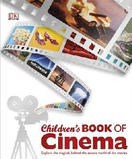 Cover of Children's Book of Cinema