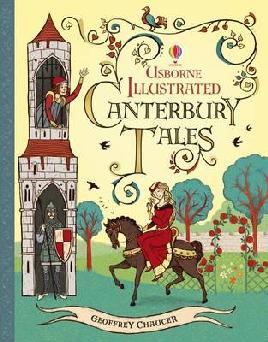 Cover of Canterbury Tales