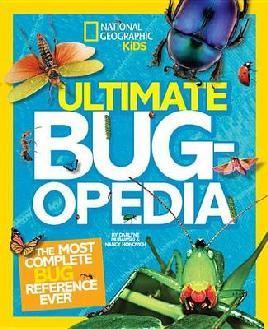 Cover of Ultimate Bug-opedia