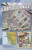 Book cover of earthquakes