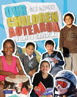 Cover of Our children Aotearoa