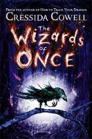 Cover of The wizards of once