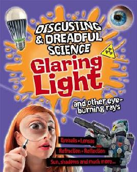Cover of Glaring light and other eye-burning rays