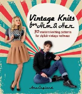 Cover of Vingtage knits for him and her