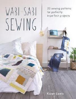 Catalogue link for Wabi-sabi sewing