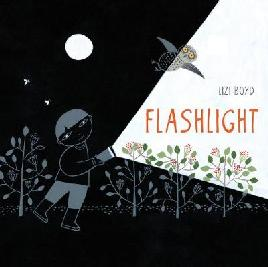Cover of Flashlight by Lizi Boyd