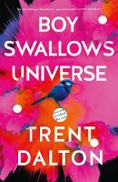 Catalogue link for Boy swallows universe