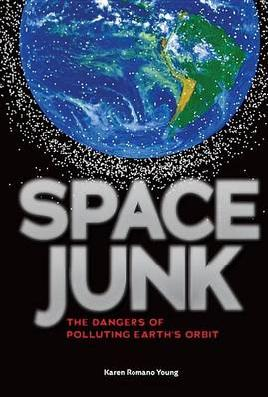 Cover of Space junk