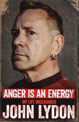 Cover: Anger Is An Energy