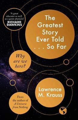 Cover of 'The Greatest Story Ever Told... So Far'