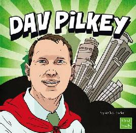Cover of Dav Pilkey