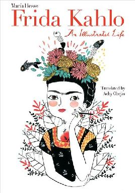 Cover image for Frida Kahlo