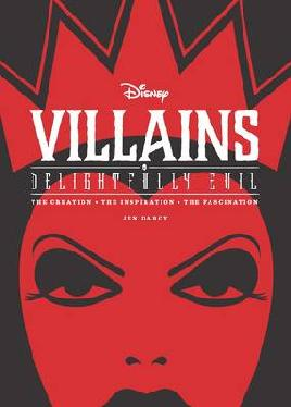 Cover of Disney Villains by Jen Darcy