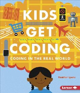Cover of Kids get coding