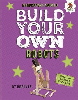 Cover of Build your own robots