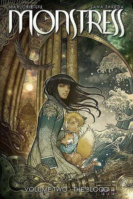 Cover of Monstress vol. 2