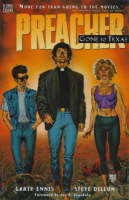 Cover of Preacher #1 Gone to Texas