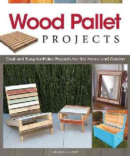 Book cover of Wood pallet projects