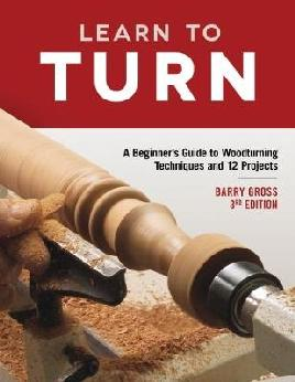Catalogue link for Learn to turn: A beginners guide to woodturning techniques and 12 projects
