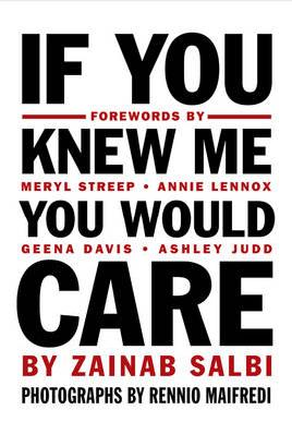 Cover of If You Knew Me You Would Care